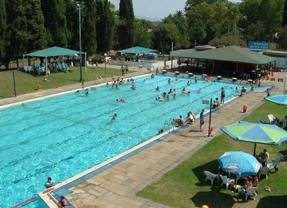 Swimming pool and sport facilities