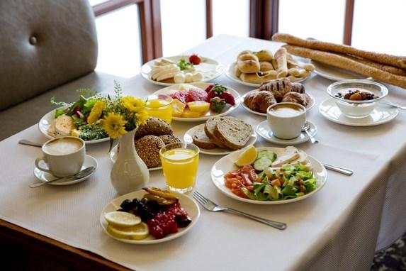 Pastoral Kfar Blum - breakfast