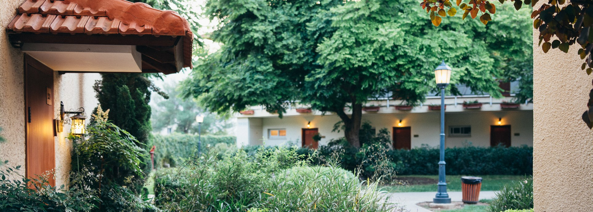 Pasoral Kfar Blum - exterior