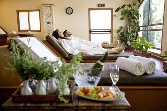Pasoral Kfar Blum - spa
