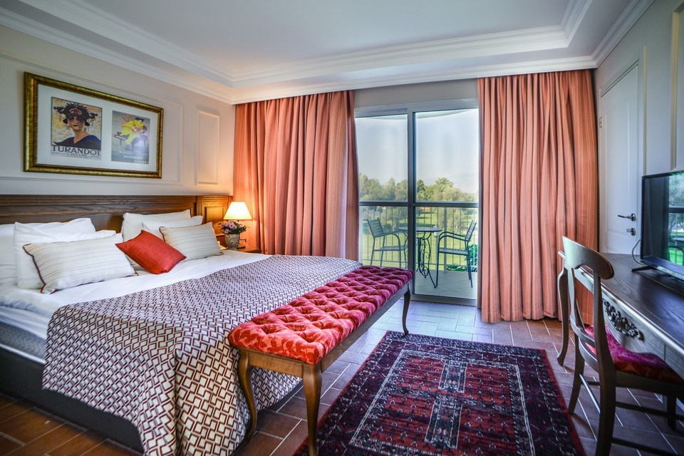Kfar Bloom- Deluxe rooms